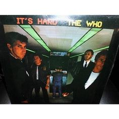 THE WHO--It's Hard