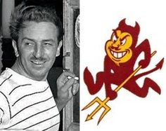 ASU alumni Bert Anthony was fired as a Disney artist, Walt became his inspiration for the Devil.