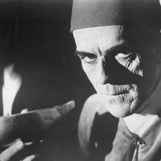 During the filming of THE MUMMY ('32), Boris Karloff spent eight hours putting on his makeup.   source: TCM