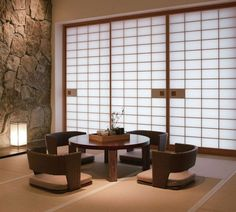 JAPANESE DINING LOW CHAIR