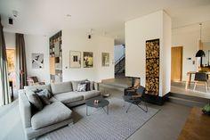 Jak oni mieszkają: dom za miastem; jak oni mieszkają, dom, dom za miastem, architektura, design