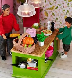 Time to pick a pumpkin and start carving for Halloween. This one looks good! http://lundby.com.au/index.php?route=product/product&path=65&product_id=113