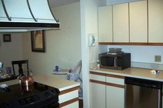 O my God! This 1980's Kitchen gets complete renovation.  http://www.palatinremodeling.com/kitchen-remodeling/