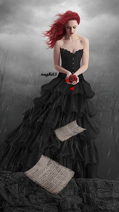 Une traînée de larme comme une poudre éteinte, un encrier blême comme une page…