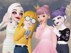 Cute Girl Wallpaper, Cute Girls, Best Friends, Princess Zelda, Fictional Characters, Art, Beat Friends, Art Background, Bestfriends