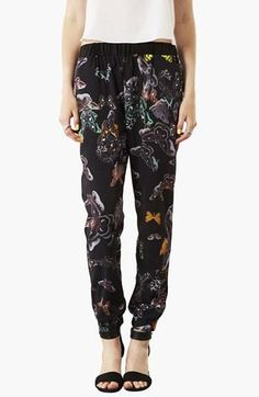 Topshop Butterfly Pants!