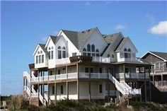 #1     RESERVED   |    PERFECT FOR US!  South Nags Head   |  A Lot a Sol 529  |  $6500   |  18.3 mile post   |  8 Bedrooms   |  8 baths