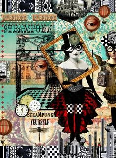Steampunk yourself!