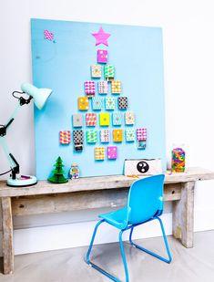Kinder Mix Tisch Adventskalender Адвент календарь приносит
