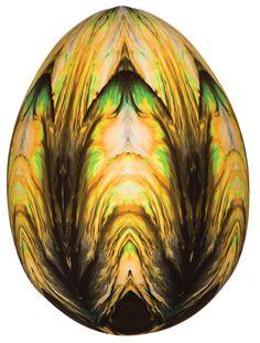 'The Obsidian Egg' by Maria Grachvogel
