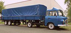 Mini Trucks, Old Trucks, Classic Trucks, Classic Cars, East German Car, Semi Trailer Truck, Rv Insurance, Rv Rental, Bus Coach