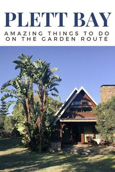 Things to do in Plettenberg Bay and Garden Route itinerary, South Africa - 9 things to do in Plett and Tsitsikamma