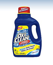 Momma Lew: Clean Once and Done with OxiClean's New Laundry & Dishwashing Detergents!