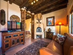 Check out this awesome listing on Airbnb: Desert Sky - Railyard Retreat - Houses for Rent in Santa Fe
