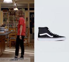 Atypical: Season 1 Episode 1 Casey's Black Sneakers   Shop Your TV
