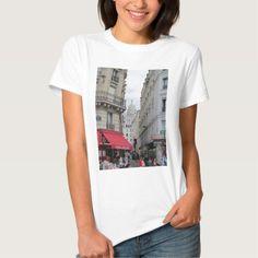Sacre Coeur Basilica Dome, Paris Tee Shirt