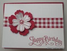 Flower Shop stamp set
