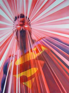 Superman by Alex Ross - Visit now to grab yourself a super hero shirt today at 40% off!