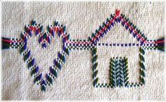 swedish weaving | Swedish Weaving Patterns & Swedish weave instructions for Swedish ...