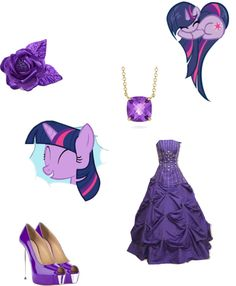 Twilight Sparkle (My Little Pony Friendship is Magic) Inspired Outfit My Little Pony Costume, My Lil Pony, Little Pony Party, Mlp Twilight, Twilight Sparkle, Casual Cosplay, Cosplay Outfits, Twilight Outfits, Little Poni