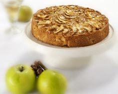 Swedish Apple Cake - Easy and Gorgeous too! (From Rachel Allen)