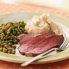 London broil recipes were very popular in the 1950s, '60s, and '70s because they were a way to take a less-expensive, tougher cut of meat...
