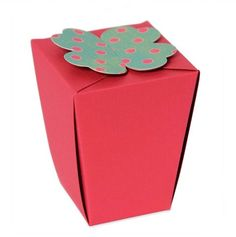 Gift Box Template in SVG MTC JPGeps Pdf File by MartaZylaDesign, $4.00