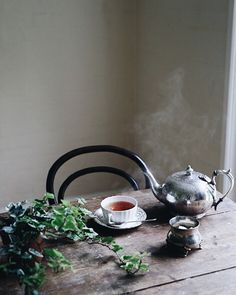 the art of slow living Tiffany Gifts, Steaming Cup, Tea Art, Slow Living, Early Morning, Tea Time, Breeze, Tea Cups, In This Moment