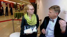 40 Jahre GLS Bank - SocialTV live - Teil 1 u.a. Interview mit Sarah Wiener