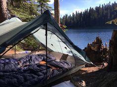 ZPacks.com Ultralight Backpacking Gear - Triplex Three Person Tent