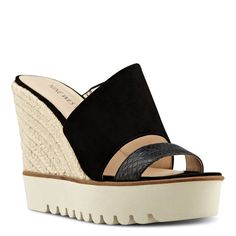 Armanna Wedge Sandals