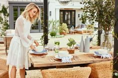 Julianne Hough Invites You to See Her Newly Revamped Backyard - Where to Party  - from InStyle.com