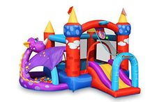Inflatable Dragon Quest Bounce House. Rating 4.6/5 stars, 9 customer reviews