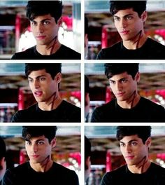 The babe || Alec Lightwood