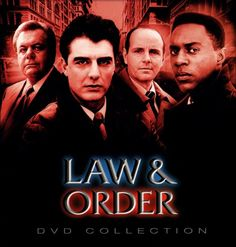 Law & Order - 4 of the Original Cast - Michael Moriarty, Richard Brooks, Chris Noth and Paul Sorvino