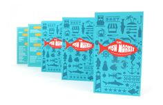 » THE FISH MARKET by Micael Butial, via Behance