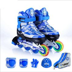 Inline Speed Skates by Trurev  3 skate frame 110mm wheels. ceramic bearings