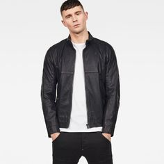 Jackets For Stylish Men. Jackets can be a very important part of every man's set of clothing. Men need to have outdoor jackets for a number of situations as well as some weather conditions. Grey Coat Mens, Black Leather Jacket Outfit, Mens Leather Bomber Jacket, Leather Jacket With Hood, Leather Men, Leather Jackets, Cool Jackets For Men, Stylish Jackets, Stylish Men