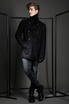 SLY 010 HOMME • F/W 2015/16 • LOOK 12