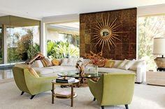 Steven Meisel's Beverly Hills #Mid-Century #modern Home