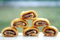 This is a very easy Rugelach. It is not just for Hannukah anymore.