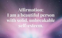 7 self esteem #affirmations to make your relationships work better http://www.rejectlost.org/self-esteem-and-relationships-improving-self-esteem/ #empowerment #confidence