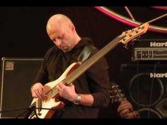 Dusha / The Soul — Bass Kolo @ Jazz Kolo — Igor Zakus - YouTube