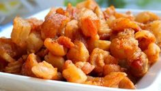 Beans in Red Sauce Red Sauce, Chana Masala, Beans, Nutrition, Cooking, Health, Ethnic Recipes, Darebee, Workouts