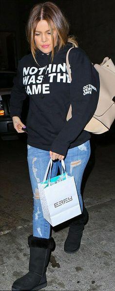 I love Khloe Kardashian....so much <3