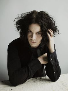 Jack White, photograph by Christian Witkin