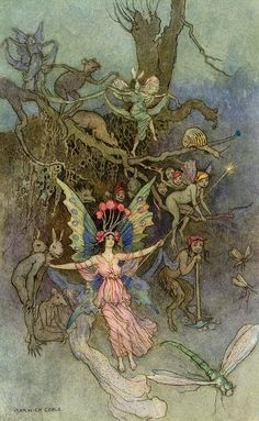 The Vearies, Warwick Goble                                                                                                                                                                                 More