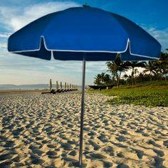 QUICK SHIP 6.5 ft Islanders Aluminum Tilting Beach Umbrella. Only $139.00 FREE Shipping. #PatioUmbrella