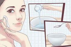 Prepara Una Crema Con Bicarbonato Para Ponértela Antes De Dormir Y Dile Adiós Las Arrugas, Manchas, Espinillas