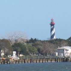 St Augustine lighthouse...I love St Augustine FLA...very cool place
